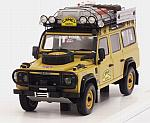 Land Rover Defender Winner Camel Trophy 1989 Ives - Ives by TRUE SCALE MINIATURES