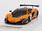 McLaren 650S GT3 Von Ryan Racing #58 Winner Blancpain Endurance Silverstone 2015 by TRUE SCALE MINIATURES