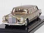 Mercedes 600 Pullman 1964 King Baudouin of Belgium by TRUE SCALE MINIATURES