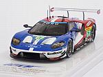 Ford GT WEC #67 6h Spa 2016 Franchitti - Priaulx - Tincknell by TRUE SCALE MINIATURES