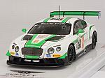 Bentley Contienental GT3 #24 Team Parker Blancpain GT 24h Spa 2016 by TRUE SCALE MINIATURES