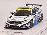 Honda Civic Type R #37 Daytona 2019 TCR Class Winner by TRUE SCALE MINIATURES