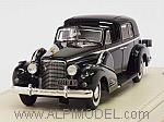 Cadillac Series 90 V16 Town Car 1938 (Black) by TRUE SCALE MINIATURES