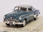 Buick Roadmaster Riviera Coupe 1949 (Calvert Blue) by TRUE SCALE MINIATURES