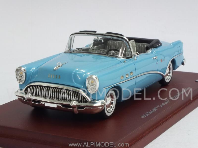 2 Door Convertible >> true-scale-miniatures Buick Century 2-Door Convertible 1964 (Light Blue) (1/43 scale model)