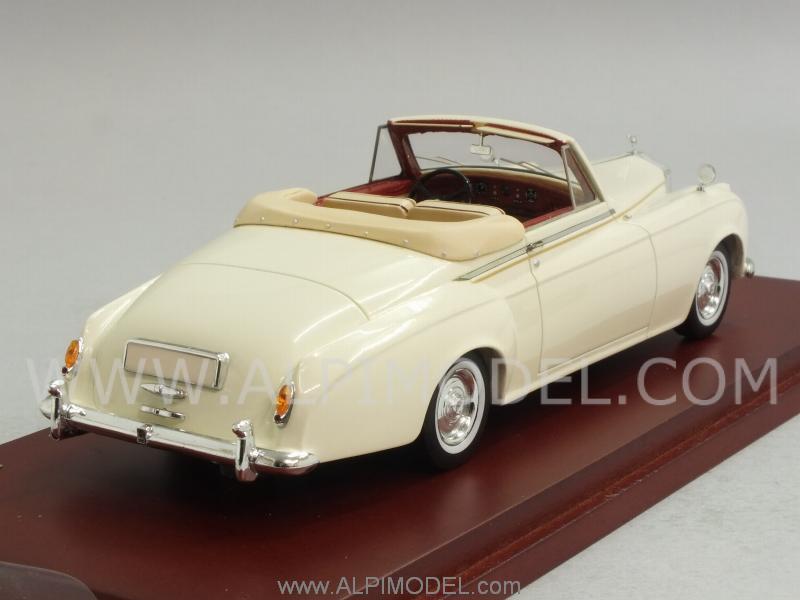 True Scale Miniatures Rolls Royce Silver Cloud I James