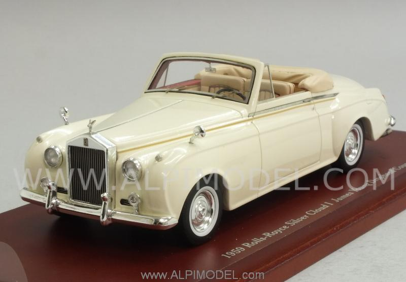 True Scale Miniatures Rolls Royce Silver Cloud I James
