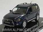 Mitsubishi New Outlander (Cosmic Blue Mica) by VITESSE