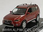 Mitsubishi New Outlander (Red Metallic) by VITESSE