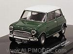 Mini Morris Cooper S 1963 (Almond Green) by VITESSE