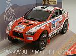 Mitsubishi Racing Lancer #310 Dakar 2011 Spinelli - Youssef by VITESSE