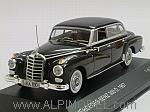 Mercedes 300 D 1957 (Black) by WHITEBOX