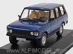 Range Rover 1970 (Blue) by WHITEBOX