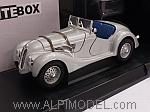BMW 328 1940 (Silver) by WHITEBOX