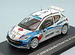 Peugeot 207 S2000 #5 Winner Tour de Corse 2013 Bouffier - Panseri by WHITEBOX